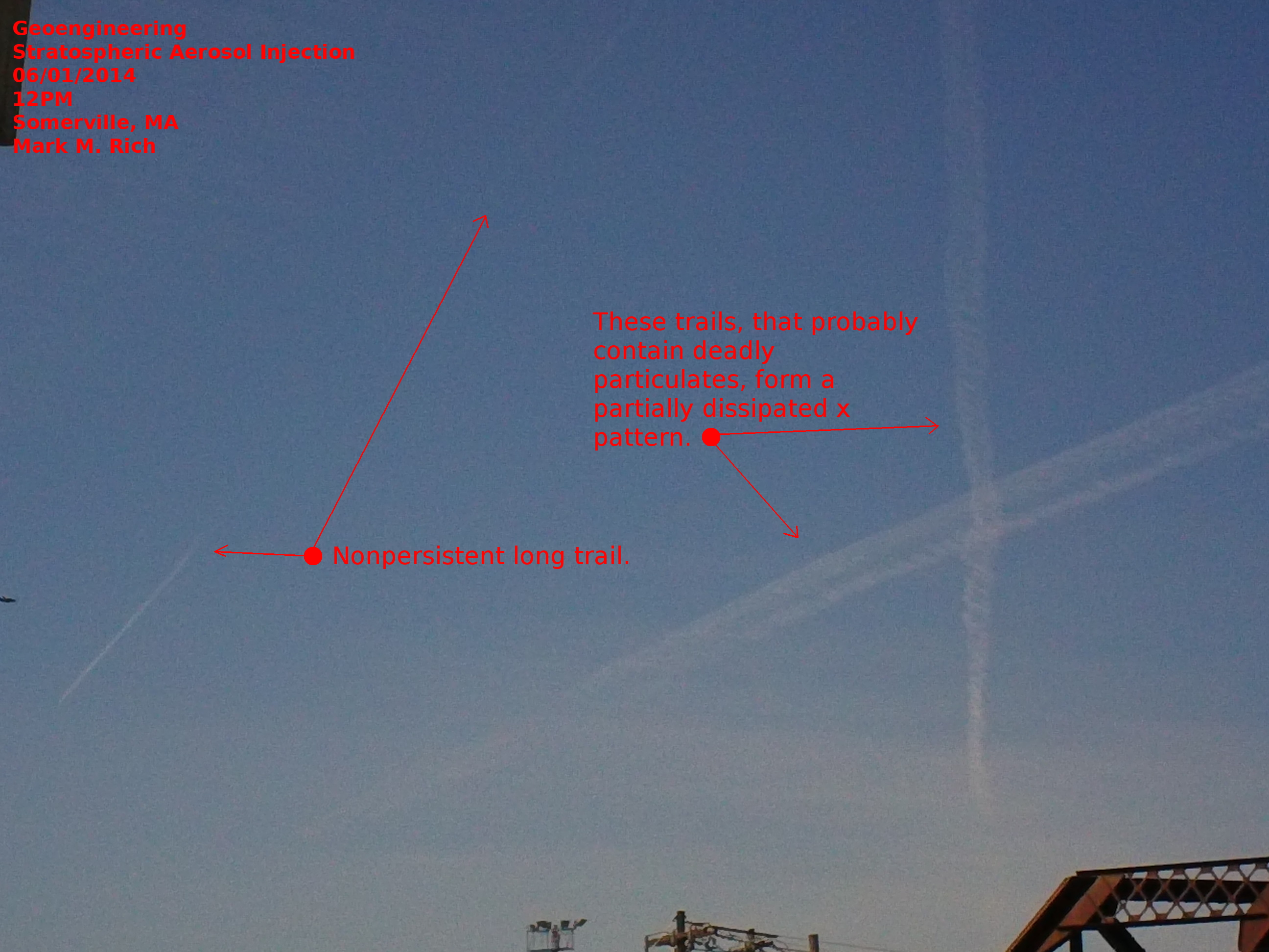 Stratospheric Aerosol Injection